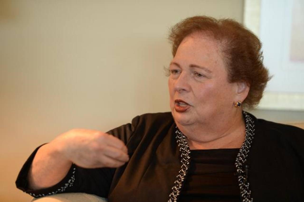 La Embajadora de los EE. UU. Mari Carmen Aponte destacó ayer que la inmigración ilegal de niños a ese país norteamericano se ha reducido desde octubre del año pasado.