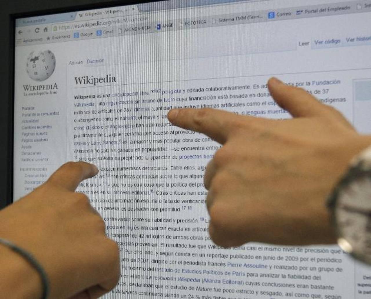 Wikipedia contiene 37 millones de artículos en 287 idiomas incluyendo lenguas aborígenes.