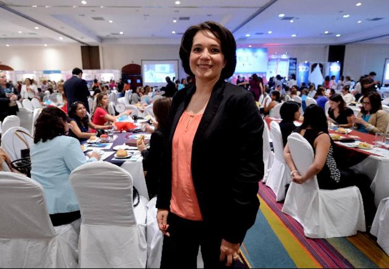 Graciela Rodríguez es propietaria de Gatti Design. Foto EDH/ Marlon Hernández