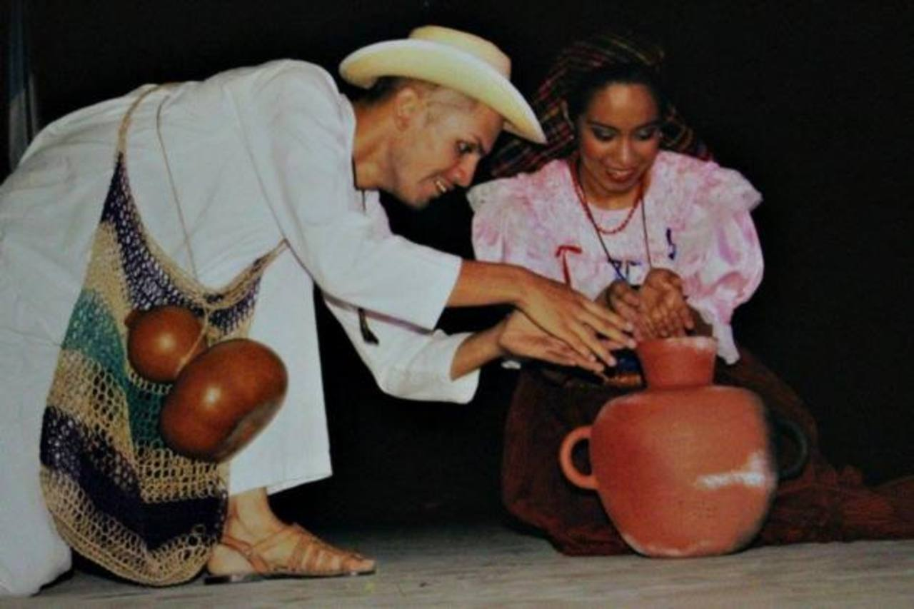 El Salvador participa en Festival Internacional de Danza en Guatemala