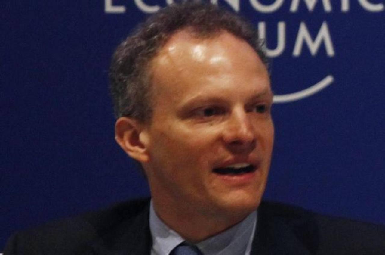 ALEJANDRO WERNER DIRECTOR DEL DEPARTAMENTO DEL FMI PARA EL HEMISFERIO OCCIDENTAL