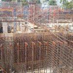La construcción es el sector más deprimido en la asignación de préstamos. Foto EDH