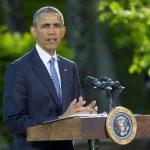 Obama veta entrega de equipos militares a policías