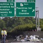 La avioneta que se estrelló provenia del aerodomo DeKalb-Peachtree Foto: AP