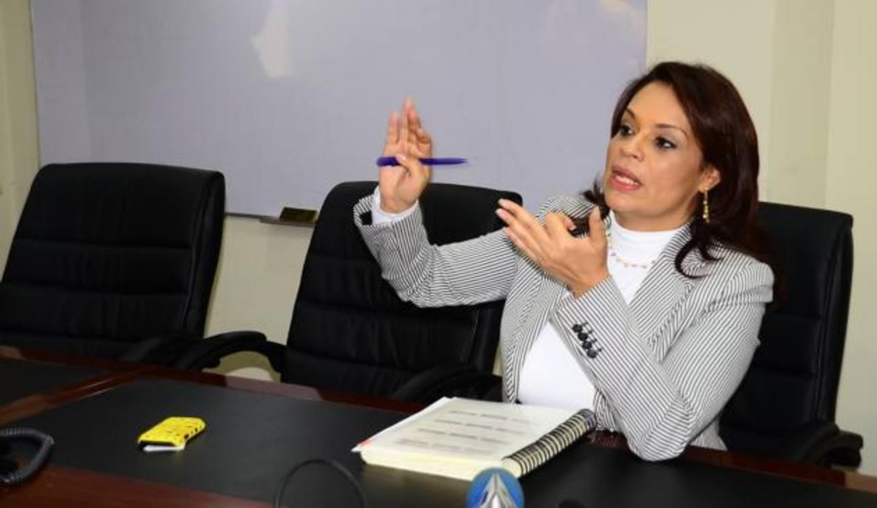 Abogada presenta recurso para ubicar a exvicepresidenta de Guatemala