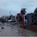 Tornado mata al menos 13 personas en Ciudad Acuña, México