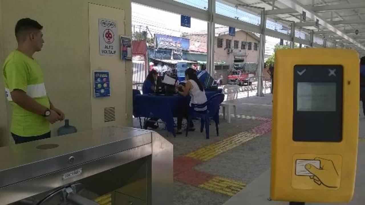 A los buseros les ha bajado la demanda de pasajeros un 50 %