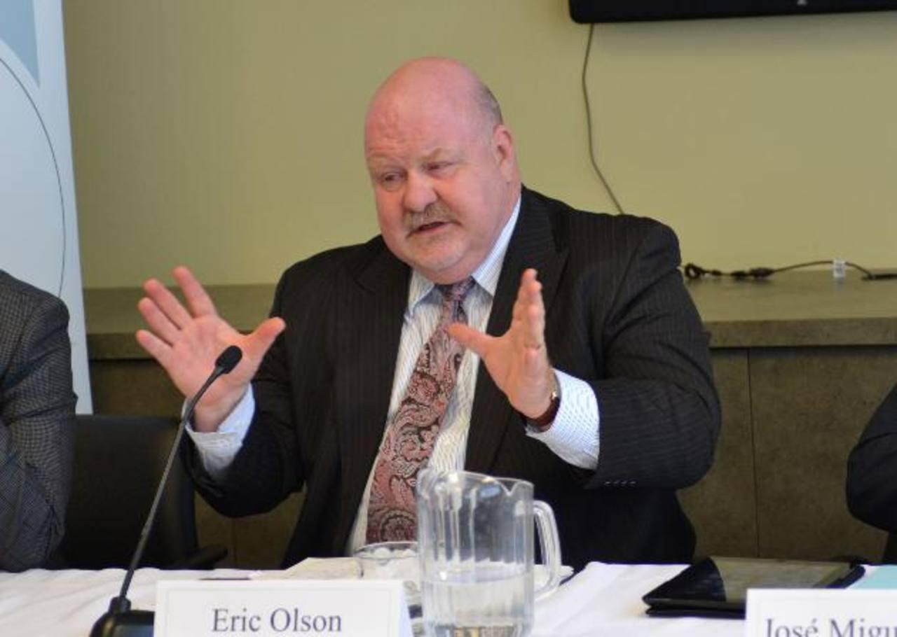 Según el director de Seguridad en América Latina del Woodrow Wilson Center, Eric Olson, deben plantearse los programas y beneficiarios de la ayuda.