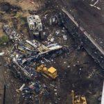 Accidente de tren en Filadelfia pudo deberse a exceso de velocidad