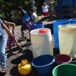 Más de 20 sectores del AMSS con servicio deficiente de agua