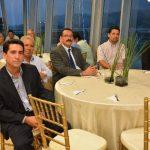 Invitados especiales a la presentación de resultados del banco con el sector azucarero. Foto EDH / David Rezzio
