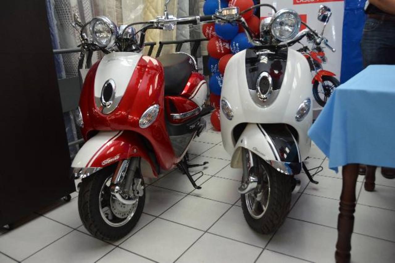 Los nuevos modelos incluyen la Serpento Antu, la Serpento Naga 150 y la Serpento Dravidian 150. FOTO EDH / David Rezzio.