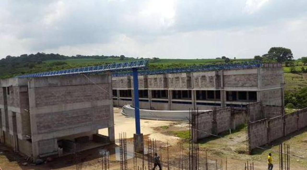 La ultima fase de construcción del penal de Izalco tendrá un costo de 8.3 millones de dólares.