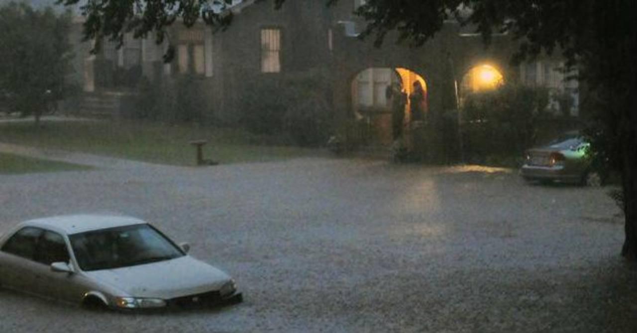 6 muertos y 10 desaparecidos por tormentas al sur de EE.UU.