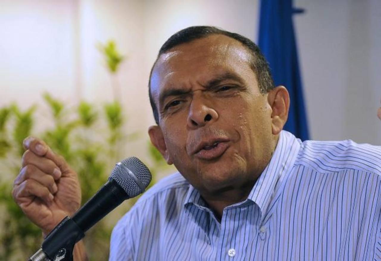 El expresidente hondureño Porfirio Lobo. Foto EDH / AP