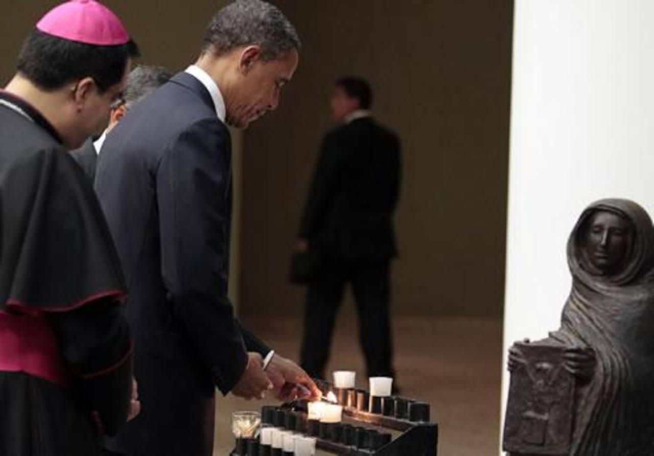 Barack Obama celebra beatificación de Monseñor Romero