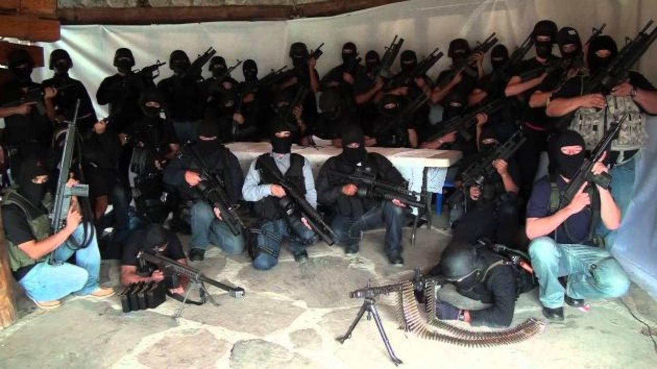 El Cártel de Jalisco Nueva Generación apareció hace mas de 4 años en Jalisco con el nombre de Los Matazetas. En la imagen, el primer mensaje de Los Matazetas en YouTube. Foto EDH / www.proceso.com.mx/