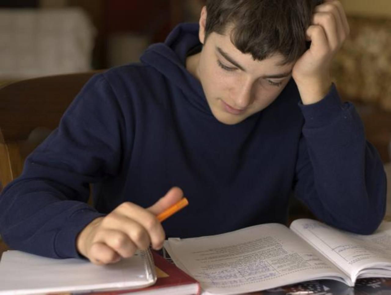 La cantidad perfecta de tareas para los estudiantes