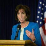 Roberta Jacobson ayer durante la conferencia de prensa en Washington. EDH / EFE