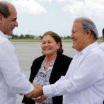 Sánchez Cerén inicia su visita oficial a Cuba