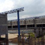 La cárcel de Izalco está proyectada para 2 mil 16 reos distribuidos en tres módulos.