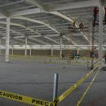 La nueva tienda tendrá una extensión de 19,000 metros cuadrados y parqueo para 235 vehículos. Foto EDH/Lucinda Quintanilla.
