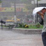 Advierten sobre la ocurrencia de tormentas eléctricas durante los próximos días