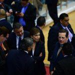 FMLN, GANA y PCN apartan a ARENA de presidencia Asamblea