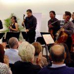 Los miembros de AMOSES serán los protagonistas del décimo quinto concierto dedicado a Radio Clásica.