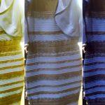 Este vestido y la pregunta se han difundido por redes generando un intenso debate . foto edh