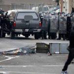 Aumenta la violencia y disminuyen los arrestos en Baltimore