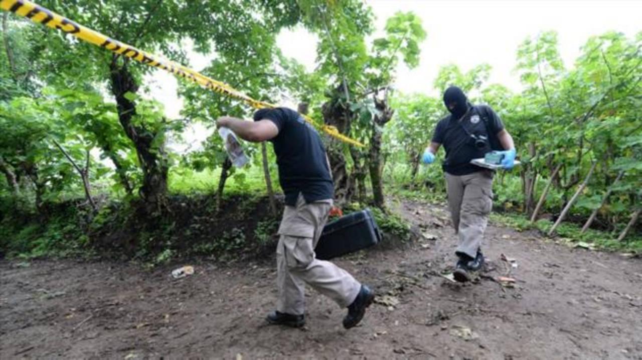Fiscalía registra 10 pandilleros muertos en Usulután