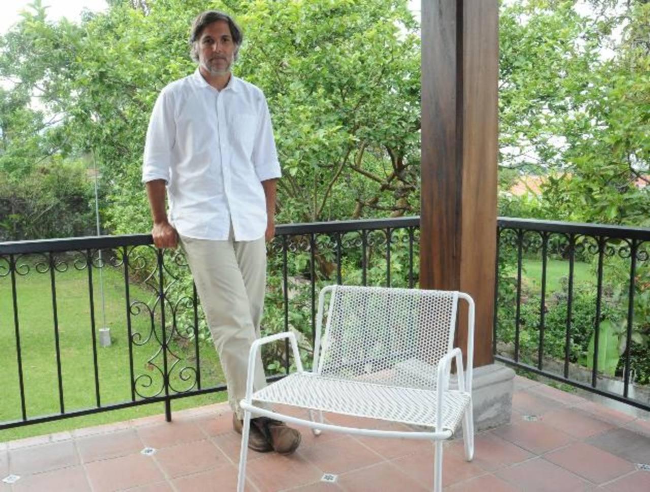 Javier Cristiani Y Su Exquisita Producci N De Muebles Elsalvador Com # Muebles Lissette