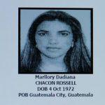 La narco Marllory Chacón Rossell permanece detenida en una prisión federal del centro de Miami.