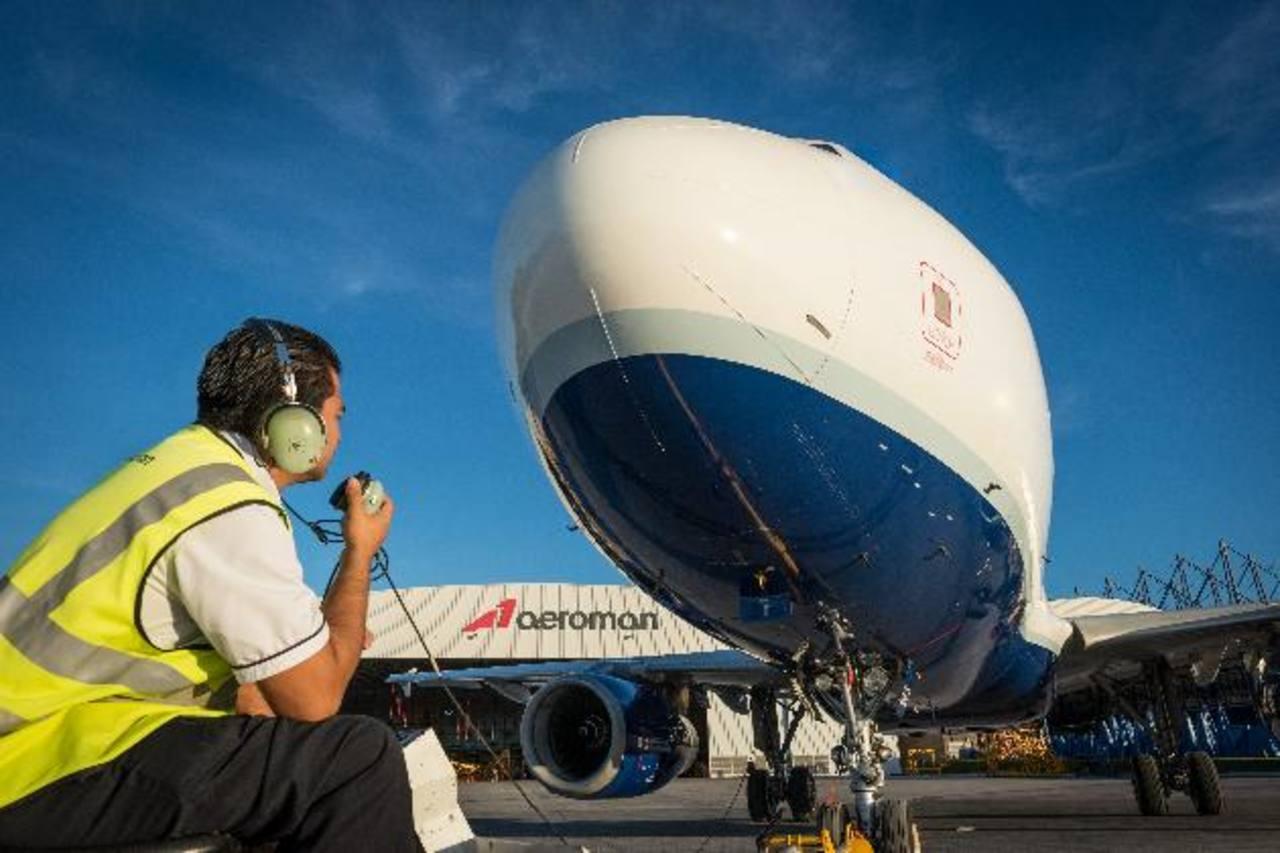 Aeroman será reconocido por su impacto en el país. Foto EDH