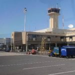 La empresa china tiene puestos sus ojos en proyectos de inversión como el Aeropuerto Internacional. FOTO EDH /ARCHIVO