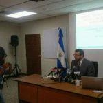El director de Medicina Legal, Miguel Fortín, brindó el balance de hecho de violencia registrados en abril y en lo que va de mayo.