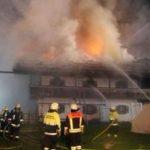 Doce detenidos por el incendio en un asilo en el que murieron 38 personas