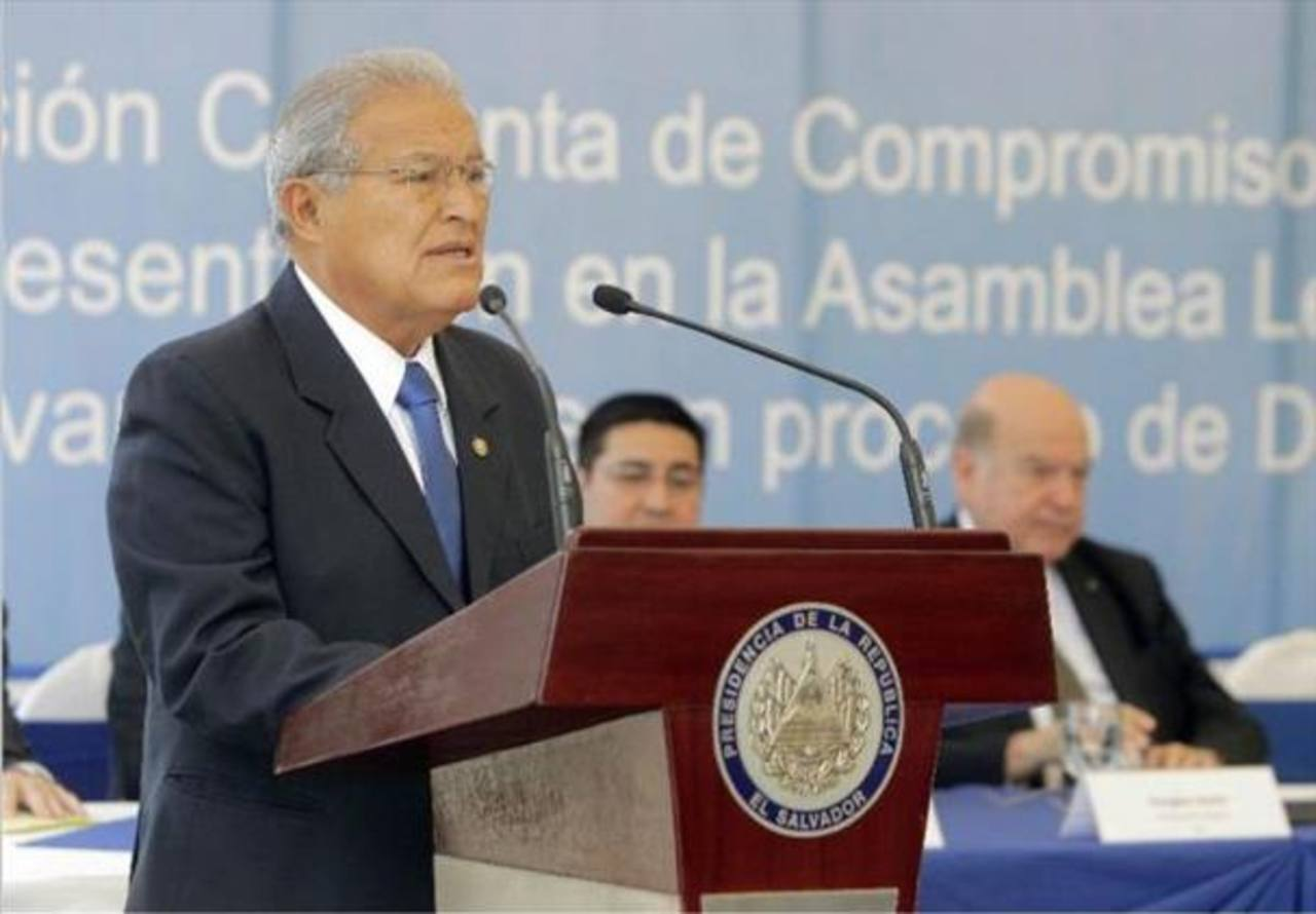 Presidente Sánchez Cerén viajará a Cuba