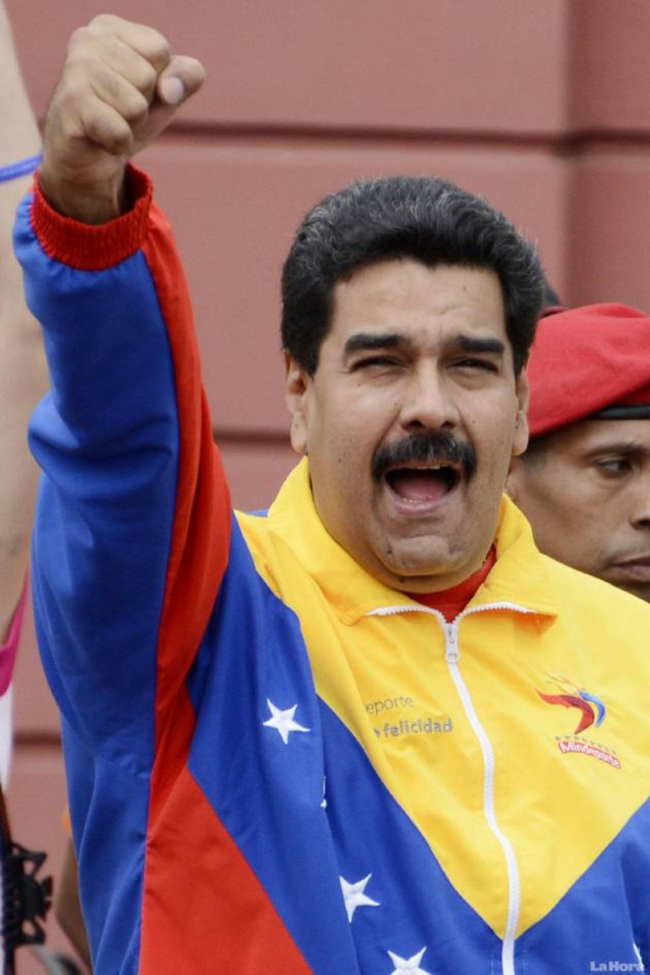 Nicolás Maduro, gobernante de Venezuela. foto edh / Archivo