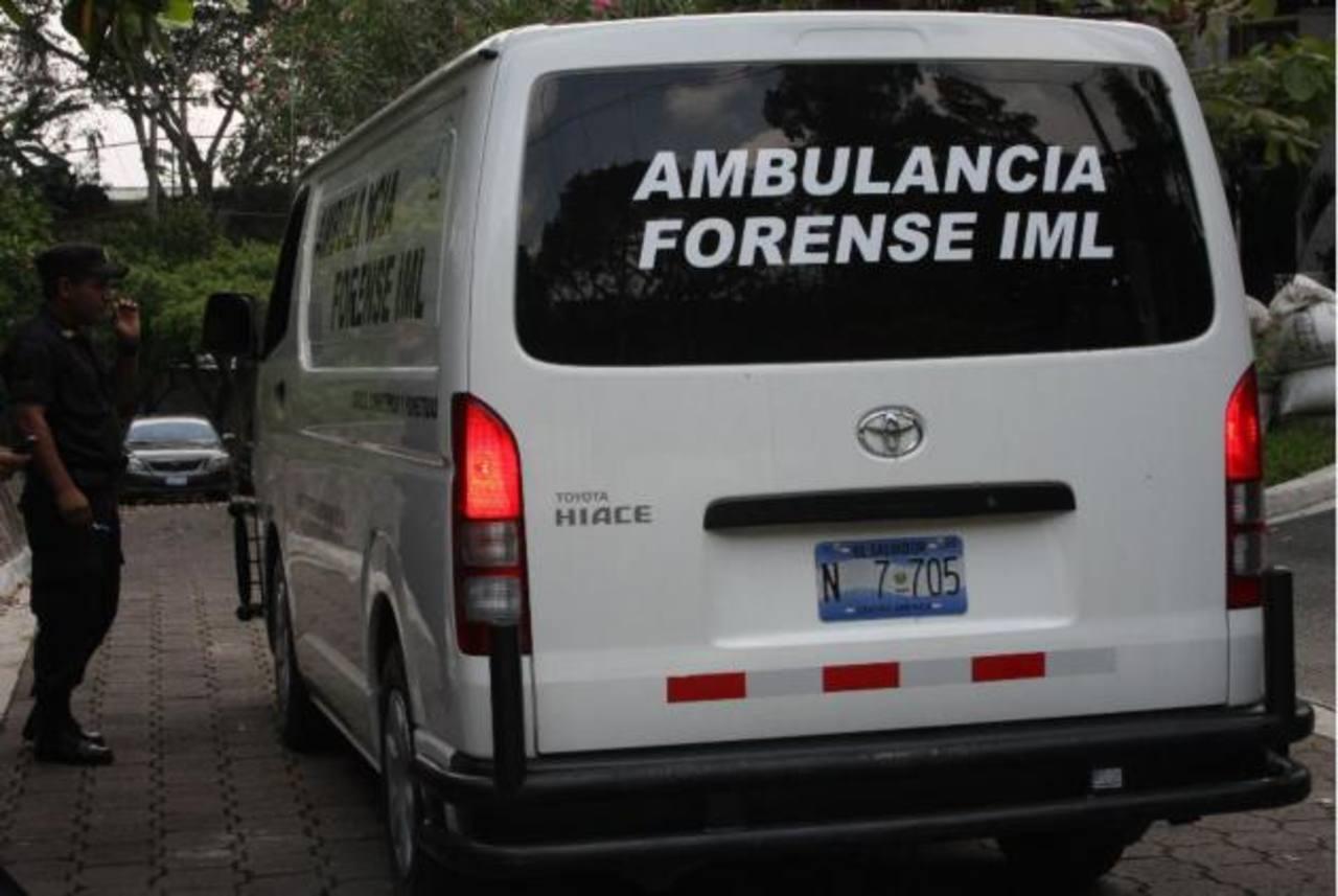 Medicina Legal en emergencia por alza de homicidios