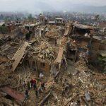 Sismo de 5,7 grados vuelve a sacudir Nepal