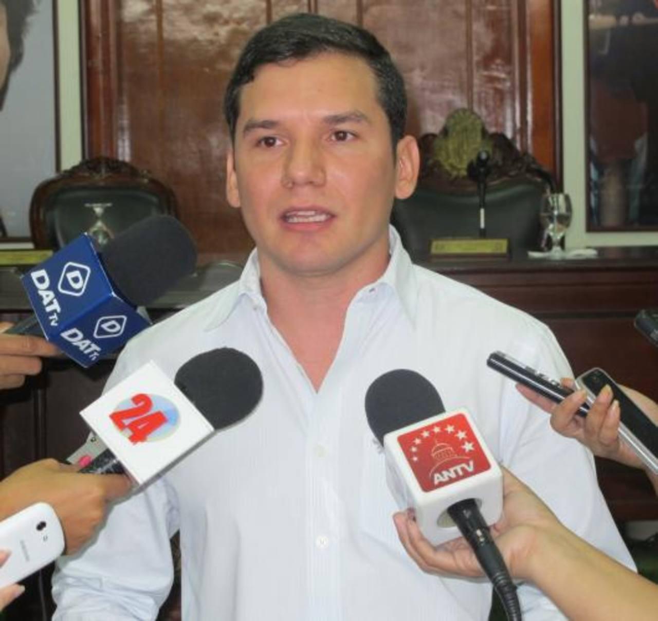 Julio César Rivas, diputado del estado Carabobo.