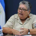 Margarita Velado, presidenta del RNPN, convocó a conferencia ayer para hablar del tema. Foto EDH / archivo