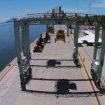Vicepresidente Ortiz anunció que concesión de puerto La Unión será en mayo