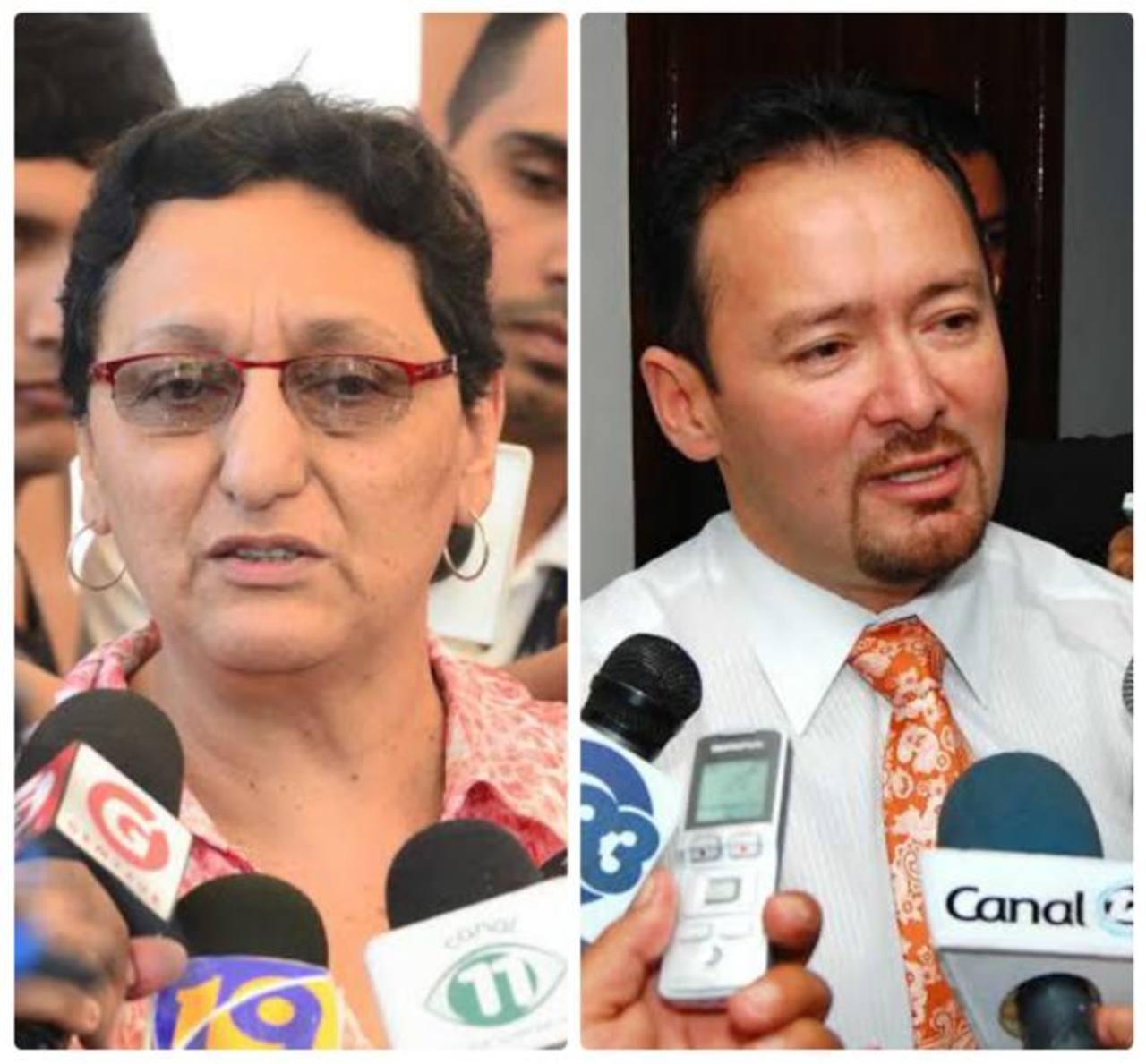 FMLN y GANA se quedan con presidencia y vicepresidencia de la Asamblea Legislativa