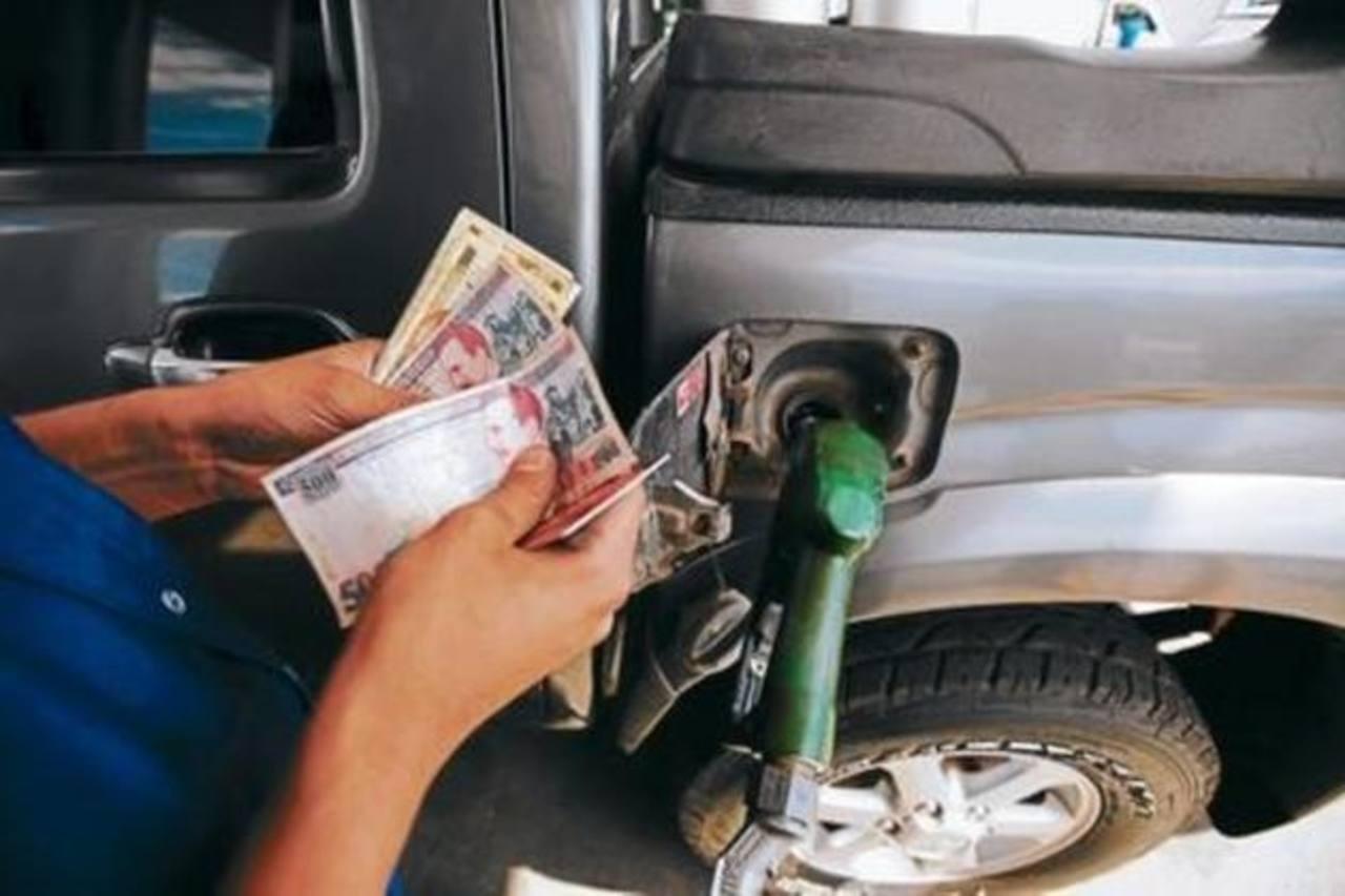 Los precios del petróleo se mantienen bajos. Foto EDH / archivo