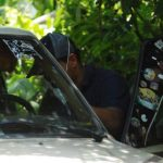 Hallan pick up abandonado en La Libertad