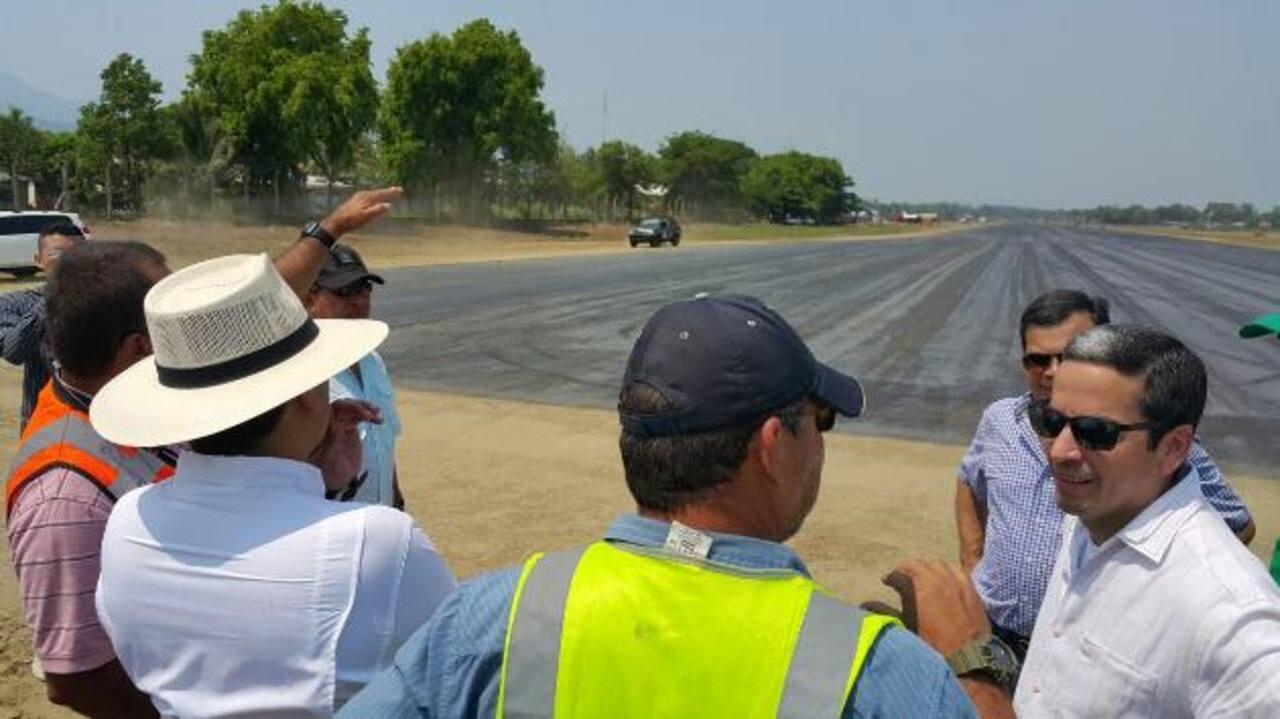Honduras finaliza construcción de su quinto aeropuerto