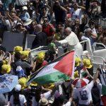 El Papa pide la reconciliación en Oriente Medio en canonización de palestinas
